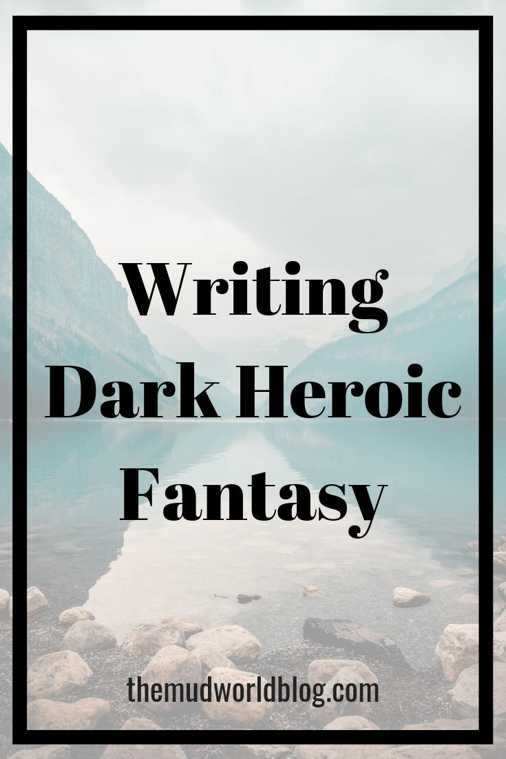 How to define a dark heroic fantasy story in fiction and roleplaying games like Dungeons and Dragons, and Pathfinder RPG.