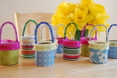 easter-basket-from-toilet-rolls