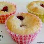 Coconut & Raspberry Cupcakes #MummyMondays