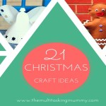 21 Christmas Craft Ideas