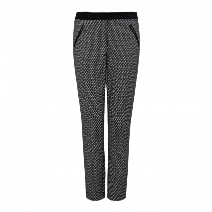 Forever New Sylvia Mono Contrast Pants