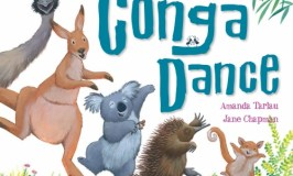 Book Review: Conga Dance by Amanda Tarlau