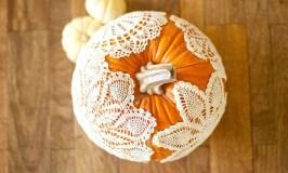 6 Ways to Style a Pumpkin