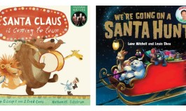 Santa Books To Read (And Sing Along To) This Christmas