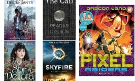 5 Books For Young Action and Adventure Lovers