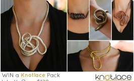 WIN a Knotlace Jewellery Pack Worth Over $125