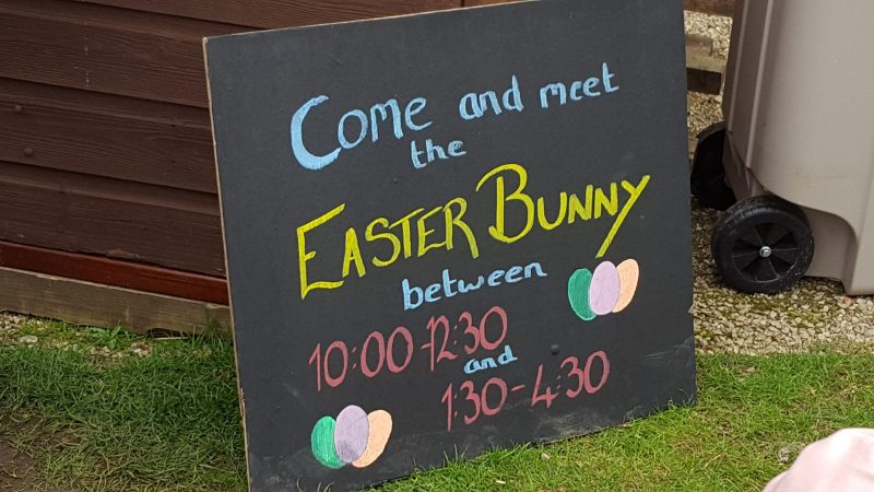 Where to see the Easter Bunny – Easter Egg Hunts Peterborough – 2018