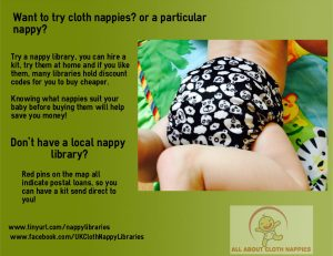 Uk cloth nappy library network