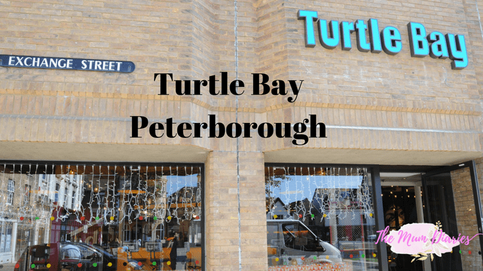 A Taste of the Caribbean with Turtle Bay Peterborough
