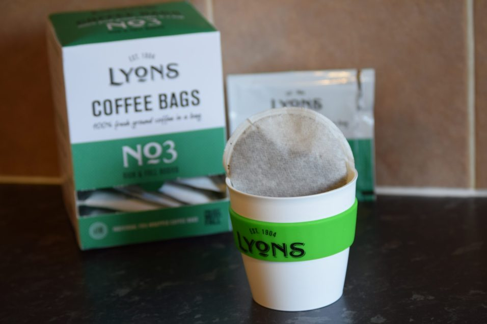 lyons coffee bag