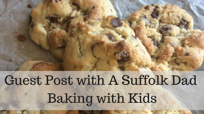 Baking With Kids – Guest Post