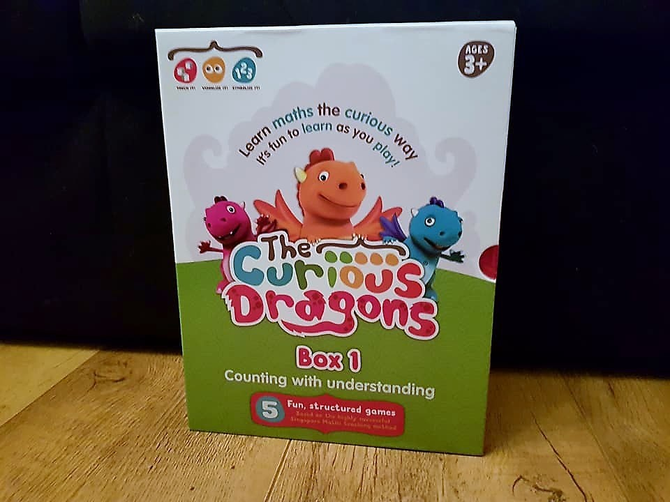 The Curious Dragons