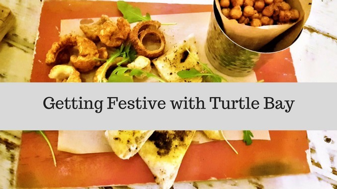 Getting Festive with Turtle Bay