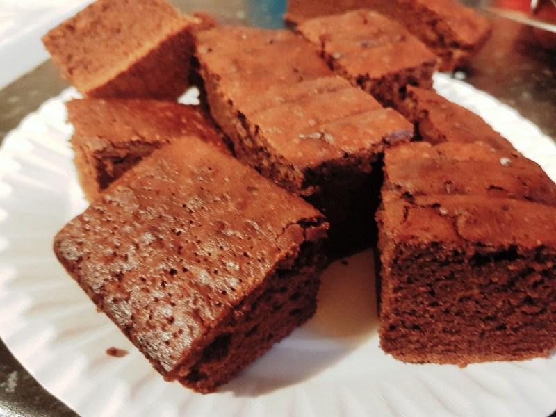 Baking Chocolate Brownies! – VonShef Stand Mixer
