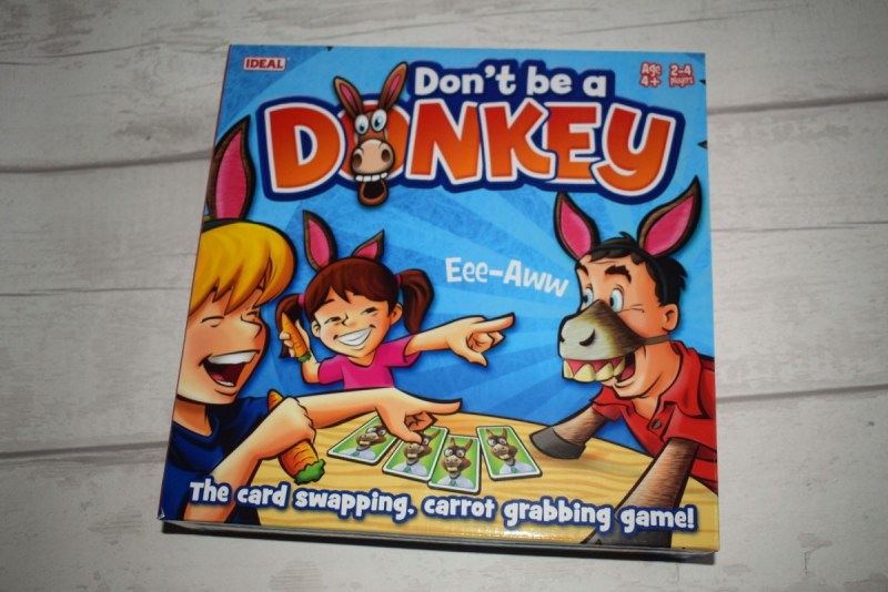 International Tabletop Gaming Day – Don't be a Donkey