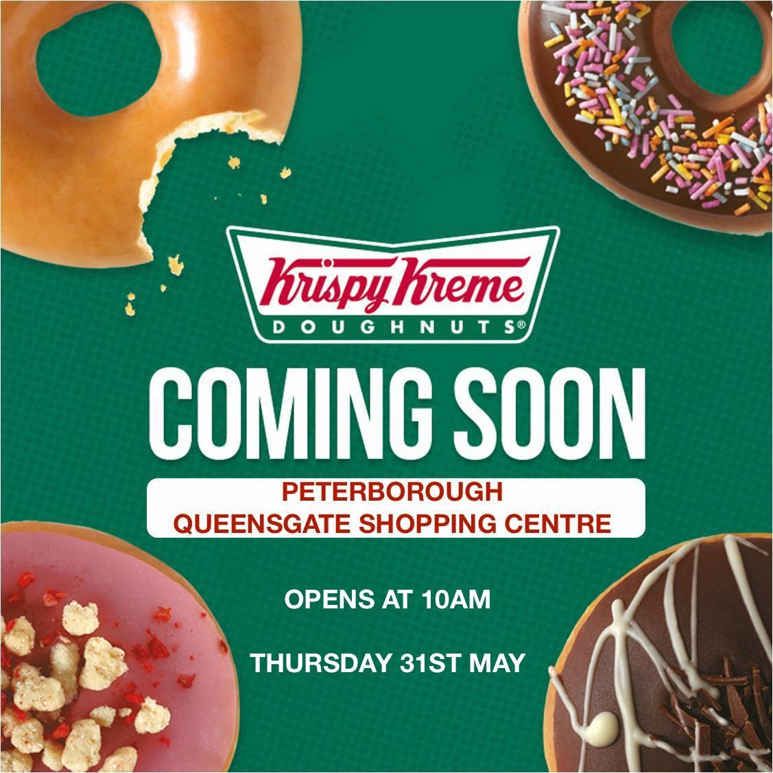 Krispy Kreme Queensgate Shopping Centre