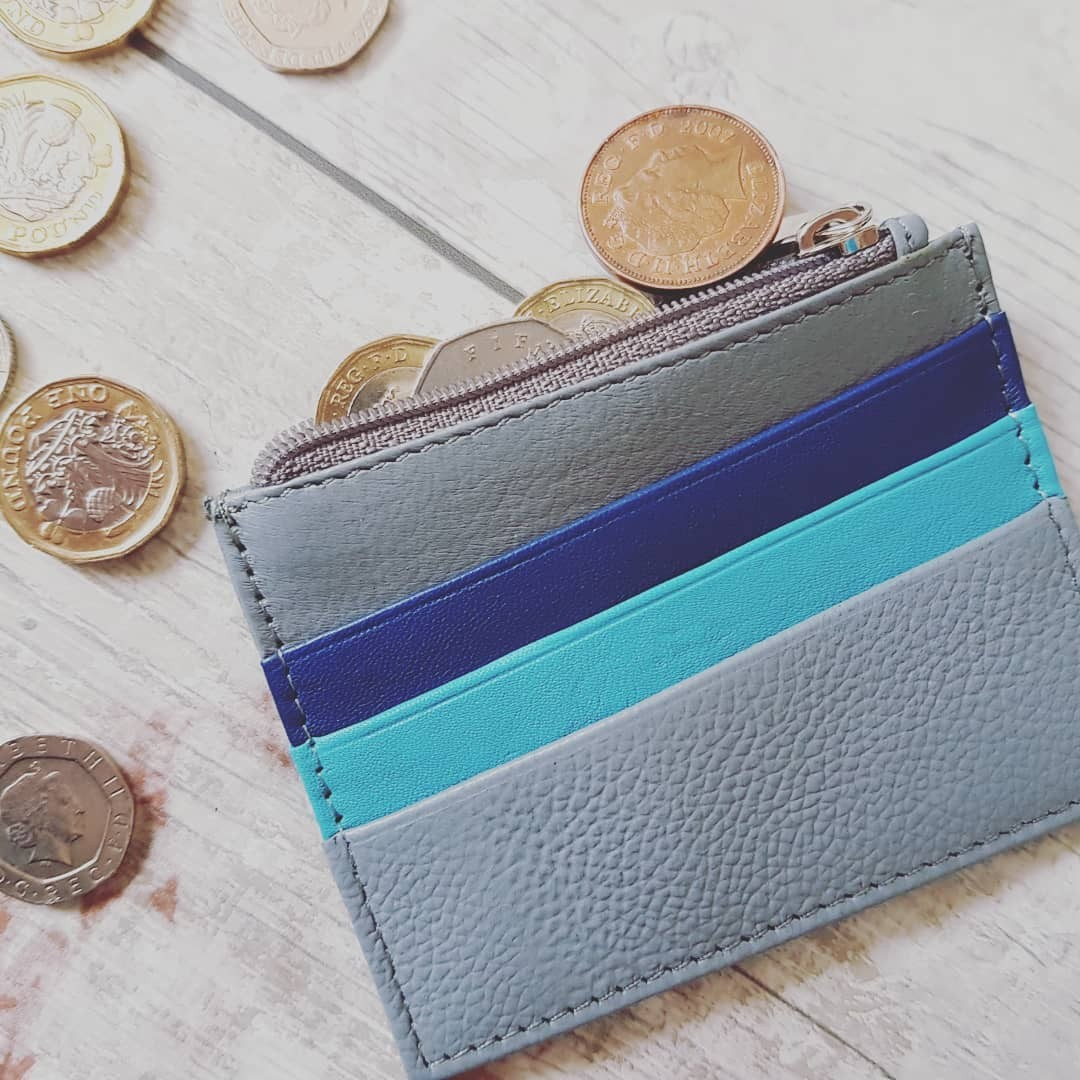 Reynard Wallets Ladies mini purse - Budgeting for meal planning