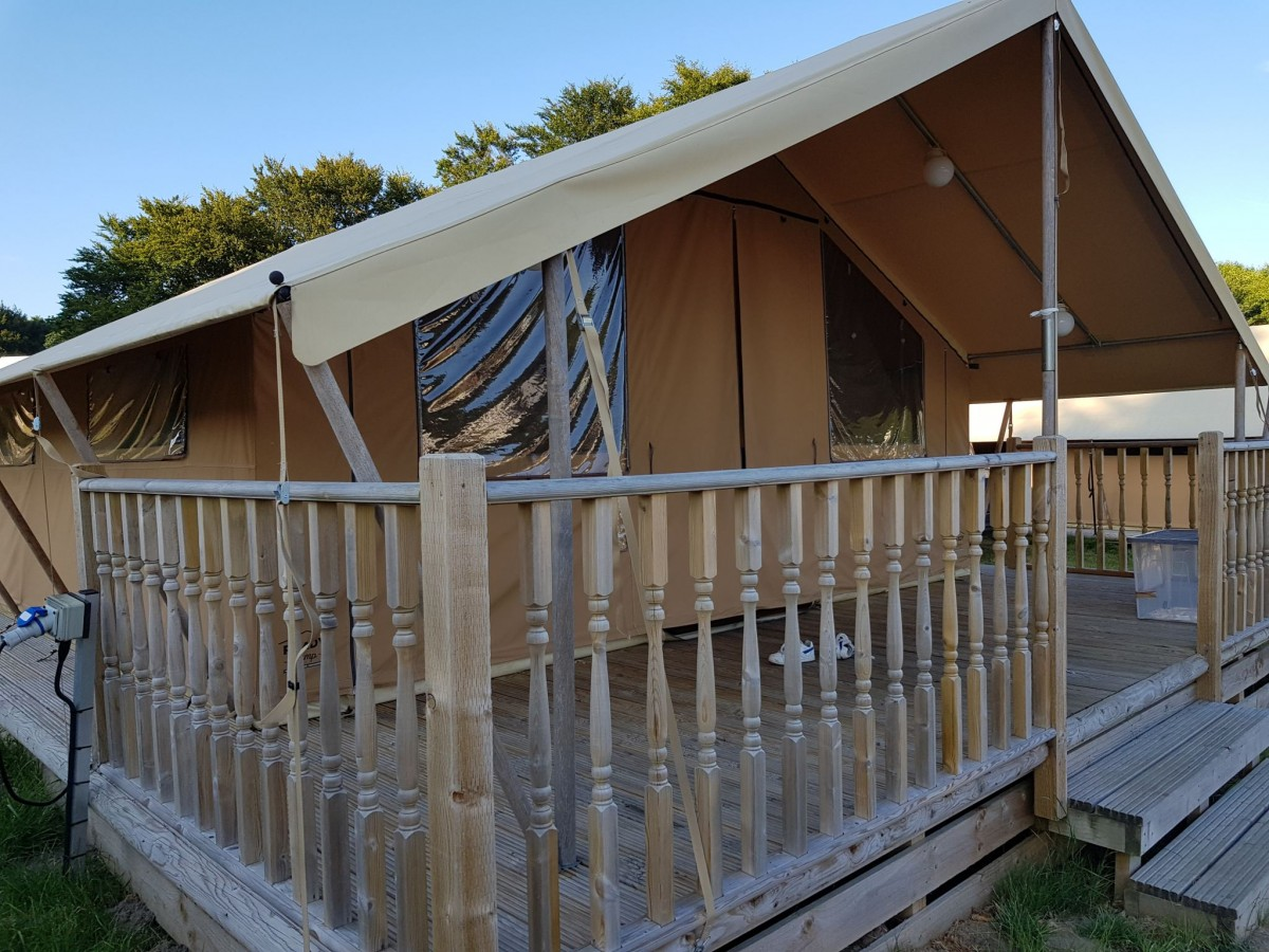 Ready Camp at West Runton Camping and Caravan Site