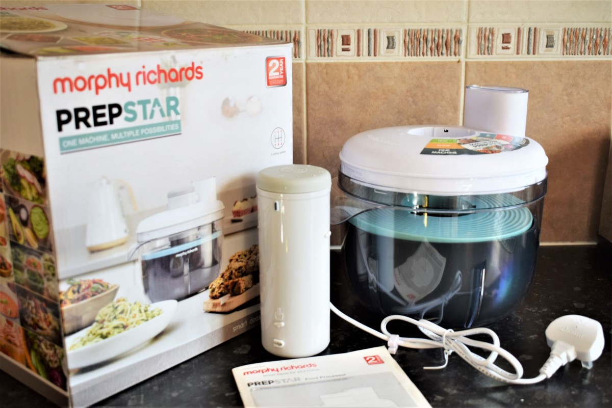 Morphy Richards Prepster Food Processor