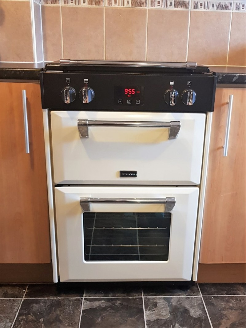 Stoves Richmond 600Ei Electric Cooker