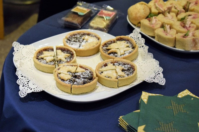 Festive Food at Christmas – What you can expect from Queensgate Shopping Centre