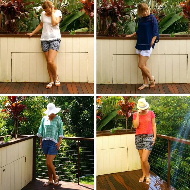 Shorts, shorts and more shorts