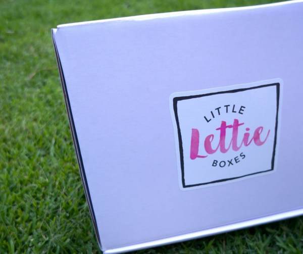 Little Lettie Boxes