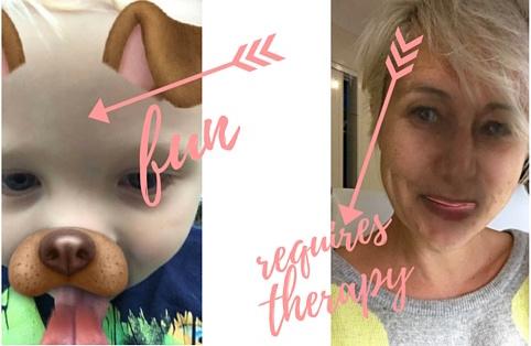 snap chat lenses