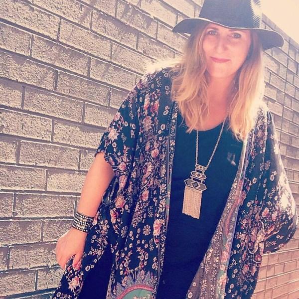 kimono gypsy style
