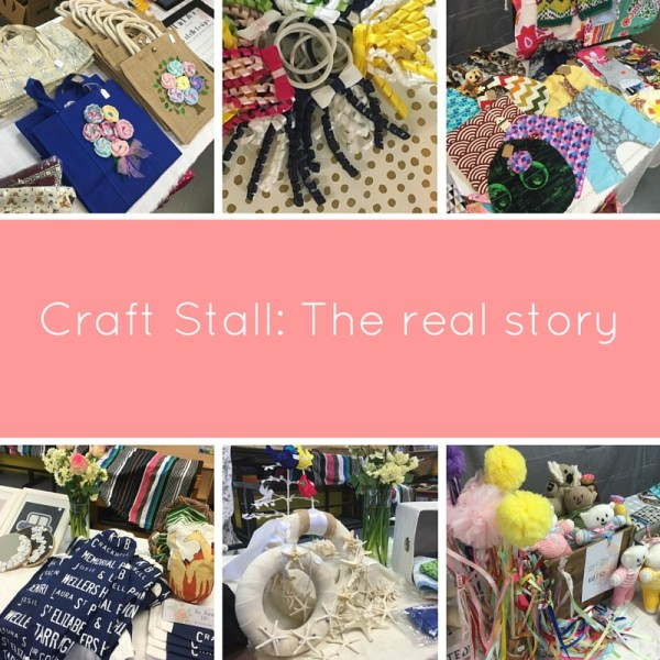 Craft Stall_ The real story