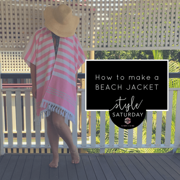 DIY Beach Jacket