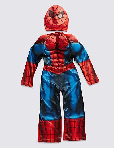 Marks & Spencer Spider-Man Halloween costume