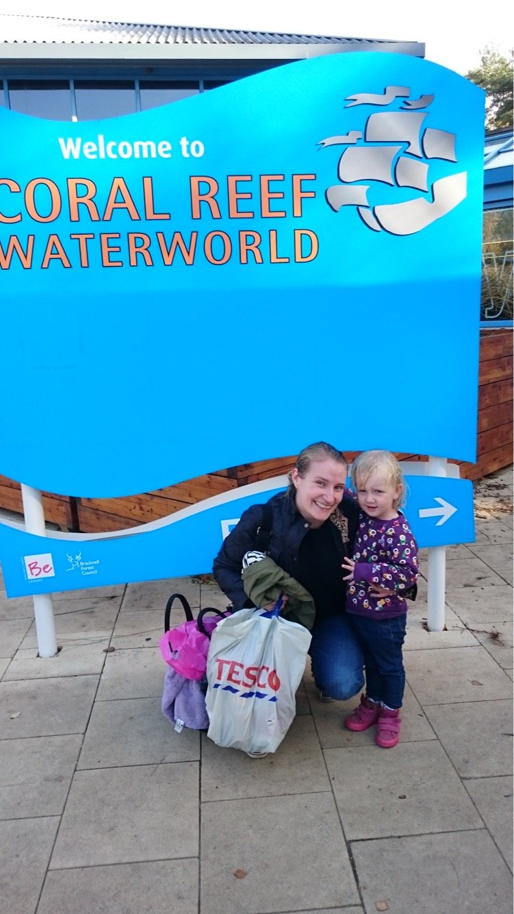 Coral Reef water world review