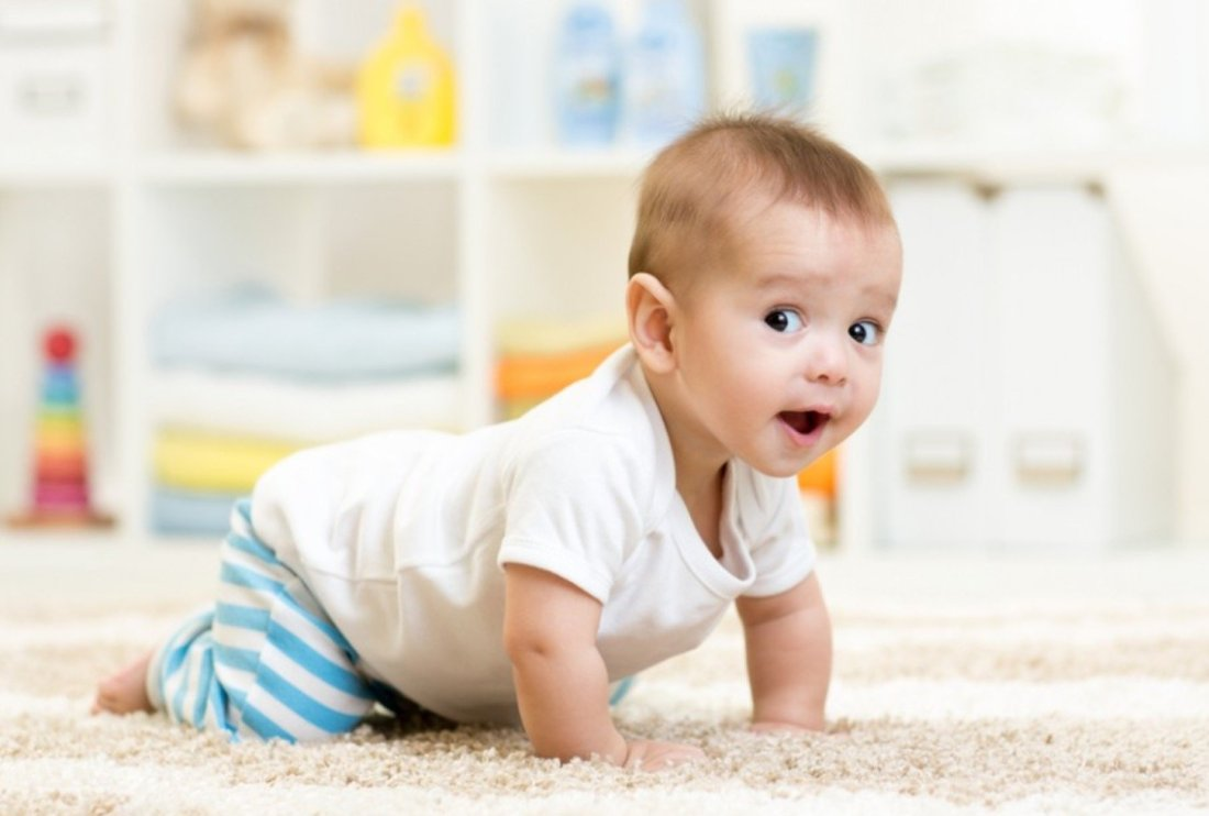 Room-by-room guide to baby-proofing your home