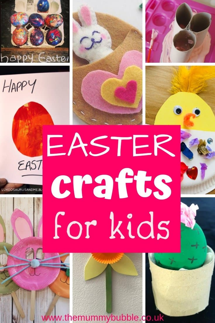 Easter crafts for children