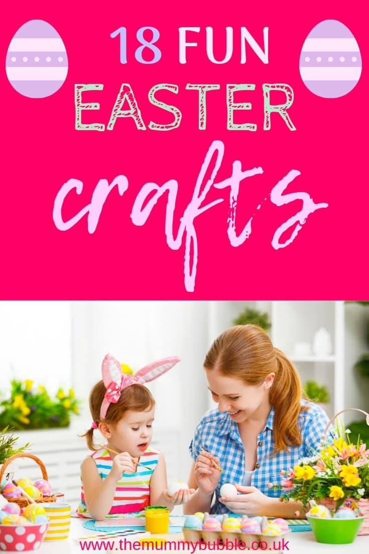 Easter crafts for young children