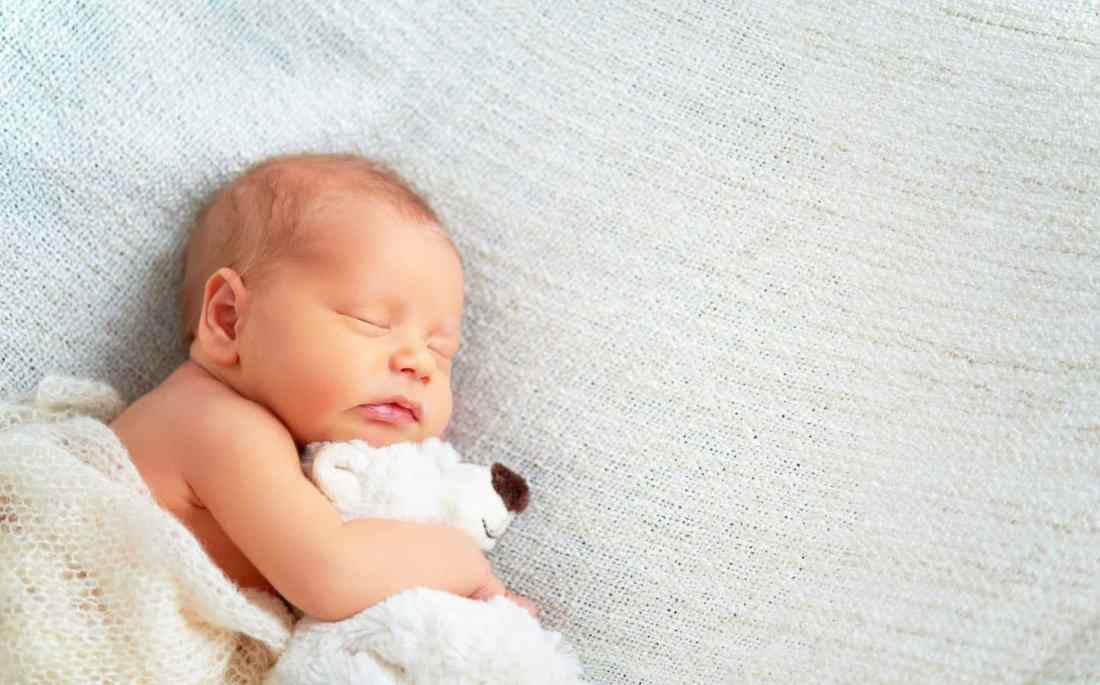 sleep training your baby