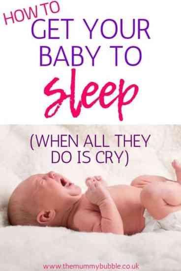 baby sleep hacks