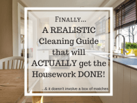 The Only Cleaning Schedule You'll Ever Need If You Hate Housework