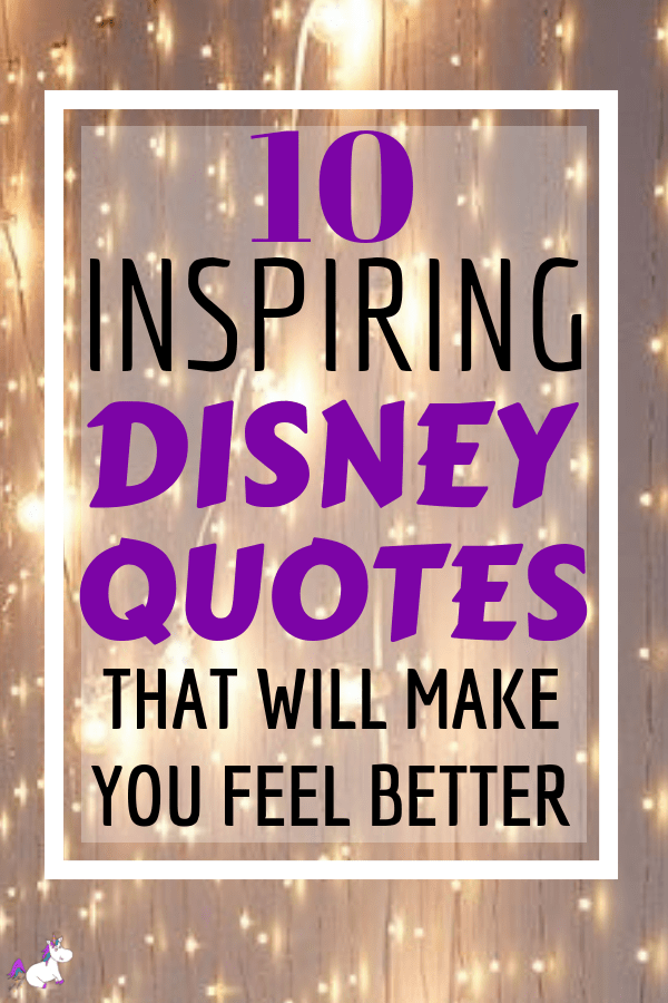 Inspirational Disney Quotes That Will Lift Your Mood Instantly The Mummy Front