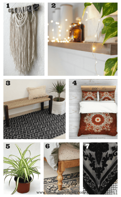 7 Awesome Boho Products that will add Bohemian Chic to your home