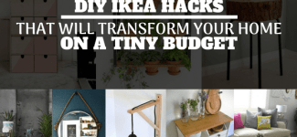 15 DIY Hacks From Ikea You Can Do On A Tiny Budget