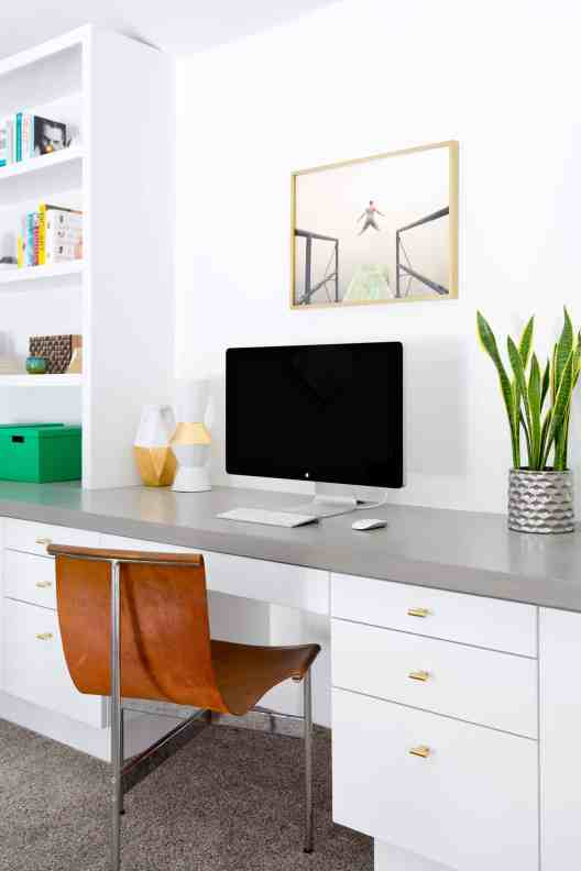 Small Home Office Ideas That Will Make You Want to Work Overtime, the best small home office ideas
