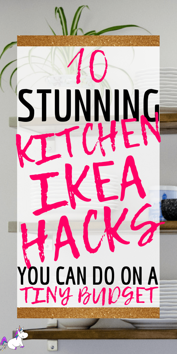 10 Stunning Ikea Kitchen Hacks You Need To Try Right Now | Home decor | IKEA HACKS | DIY Home decor | via: https://themummyfront.com | Home Decor On A Budget #ikeahacks #ikeahack #homedecoronabudget #homedecor #themummyfront.com #homedecorideas #diy #diyprojects #diyhomedecor