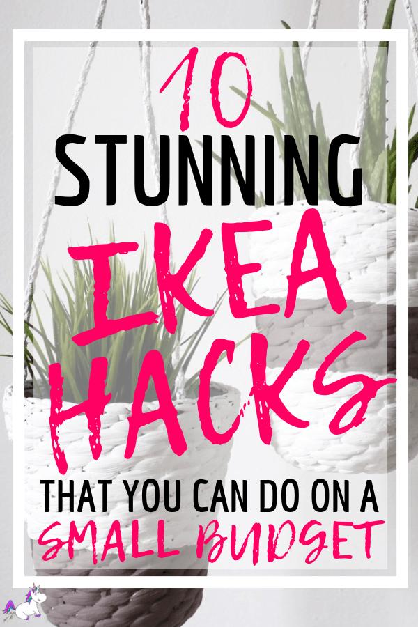 10 Stunning Ikea Hacks To Make Your Home Stunning On A Tiny Budget | Home decor | IKEA HACKS | DIY Home decor | via: https://themummyfront.com | Home Decor On A Budget #ikeahacks #ikeahack #homedecoronabudget #homedecor #themummyfront.com #homedecorideas #diy #diyprojects #diyhomedecor