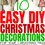 10 Diy Holiday Decorations To Make Your Christmas Tree Look Stunning This Year The Mummy Front