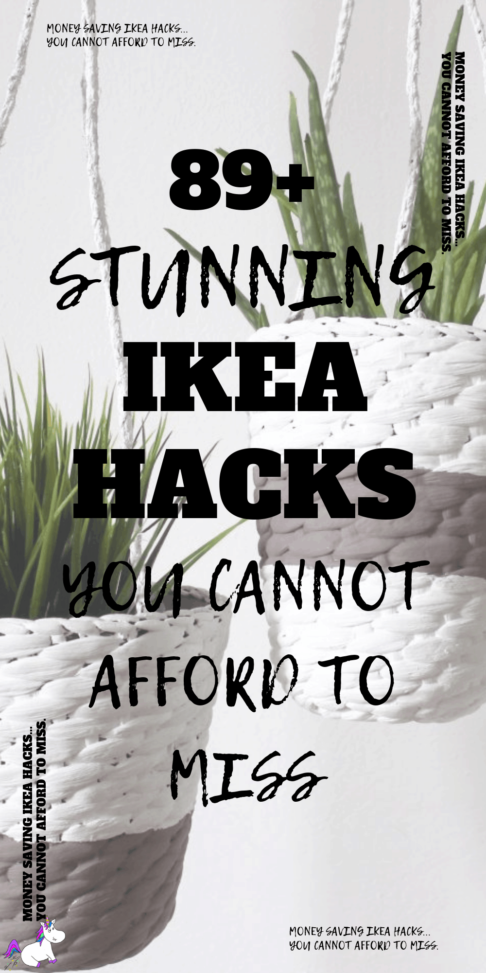 89+ Stunning Ikea Hacks You Cannot Afford To Miss | diy home decor | Creative home decor | Via: https://themummyfront.com #themummyfront #ikeahacks #creativehomedecor #homedecoronabudget