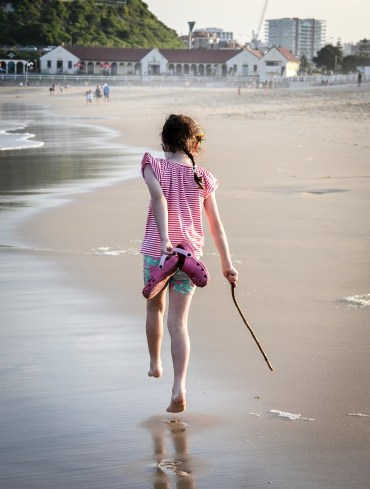 Beach Skip.