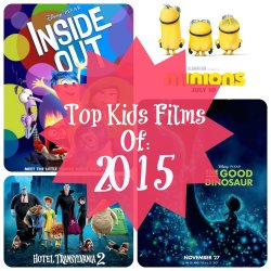 Top kids films of 2015
