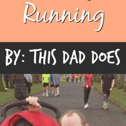 Guide To Summer Buggy Running guest post by This Dad Does - everything you need to know about what to take and what to expect from running with a pushchair in the summer